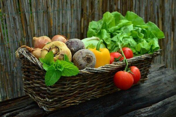Evita alcune verdure