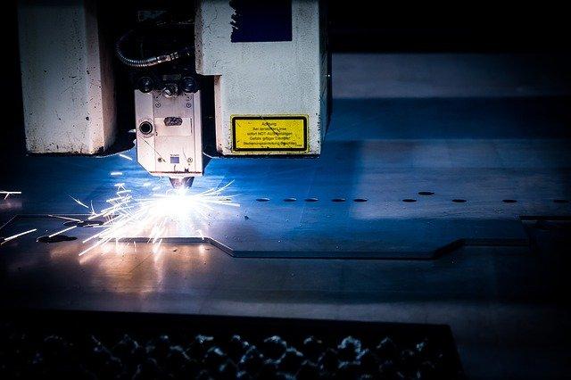 come funziona la marcatura laser